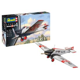 Revell Germany JUNKERS F13 Gdansk Air Mail [Danzig] 1:72