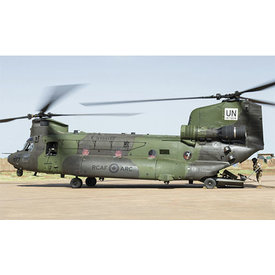 Forces of Valor CH147F (CH47F) Chinook RCAF UN 450 Sqn.147304 1:72+Preorder+