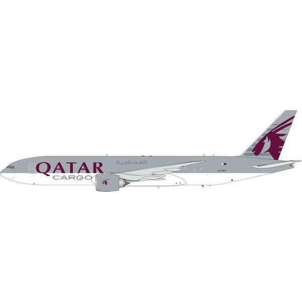 Phoenix B777F Qatar Cargo A7-BFC 1:400