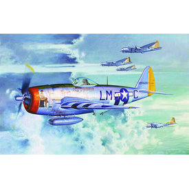 Trumpeter Model Kits P47D-25 Thunderbolt 'Bubble top' 1:32