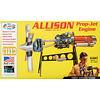 Atlantis Allison Prop-Jet Engine 1:10 [Ex-Revell]