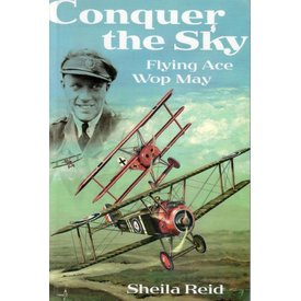 Conquer the Sky: Flying Ace Wop May (Kids) SC