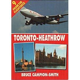 Ian Allan Toronto-Heathrow: AC 747-400: FFD#9 SC +SALE+
