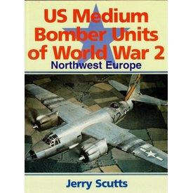 Ian Allan US Medium Bomber Units of World War 2 HC +SALE+