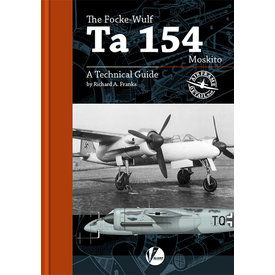 Valiant Wings Modelling Focke Wulf Ta154 Moskito: A Technical Guide: AD#6 SC