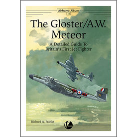 Valiant Wings Modelling Gloster Meteor: Airframe Album #15 softcover