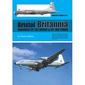 Warpaint Bristol Britannia Canadair CP107 Argus CC106 Yukon: WarPaint #125 SC