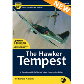 Valiant Wings Modelling Hawker Tempest: Airframe & Miniature A&M #4 SC
