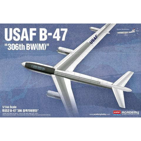 Boeing B47 306th BW(M) USAF 1:144
