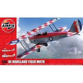 Airfix DH82a Tiger Moth 1:48 New tool 2020