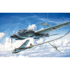 Italeri HE111H-6 80th Anniversary of the Battle of Britain 1:72
