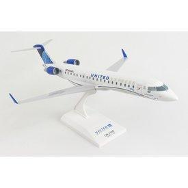 SkyMarks CRJ550 United Express 2019 livery GoJet 1:100