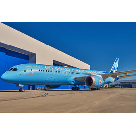 NG Models B787-9 Dreamliner Etihad Manchester City A6-BND 1:400 +Preorder+
