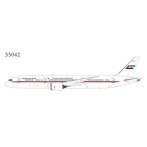 B787-9 Dreamliner United Arab Emirates A6-PFE 1:400