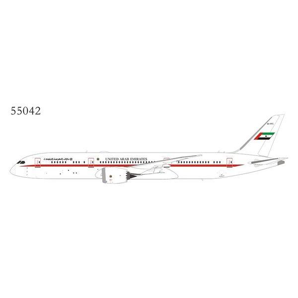 NG Models B787-9 Dreamliner United Arab Emirates A6-PFE 1:400