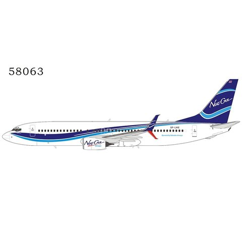 B737-800S NewGen Airways SP-LWE 1:400 +Preorder+