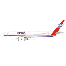 InFlight A310-300 Wardair Canada C-GIWD 1:200