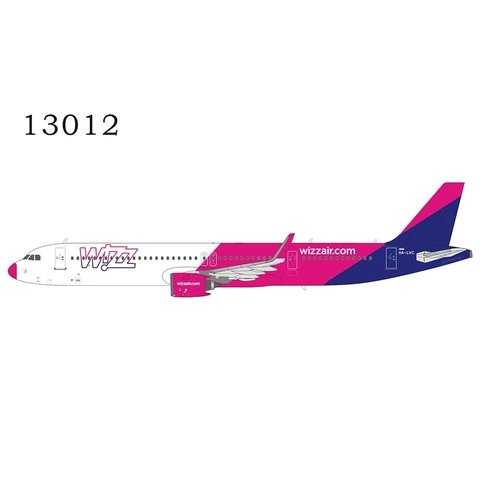 A321neo Wizz Air HA-LVC 1:400