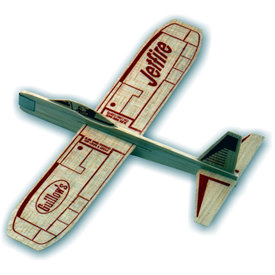 Glider Guillow's Balsa Wood