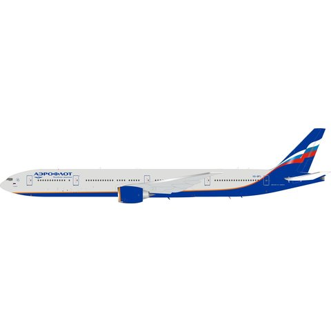 B777-300ER Aeroflot 2007 livery VQ-BFL 1:200