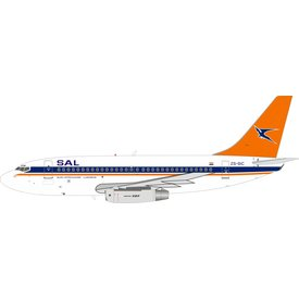 InFlight B737-200 South African Airways old livery ZS-SIC 1:200 +Preorder+