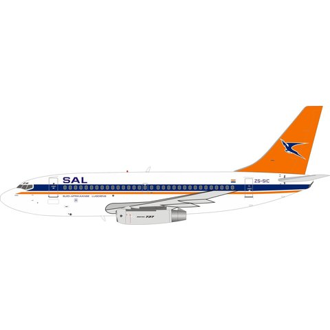 B737-200 South African Airways old livery ZS-SIC 1:200 +Preorder+