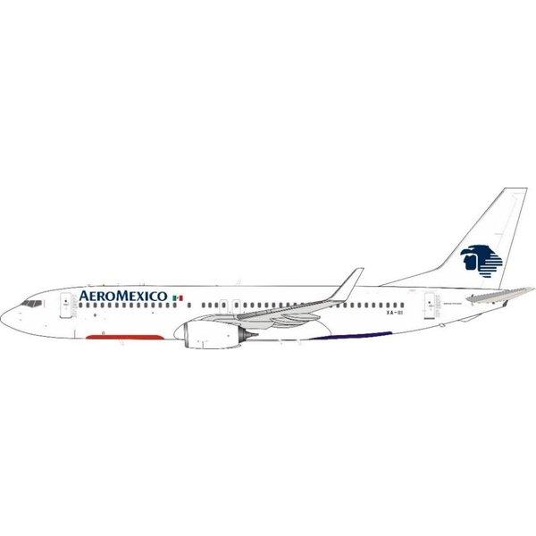 JFOX B737-800W AeroMexico (Transavia) XA-III 1:200