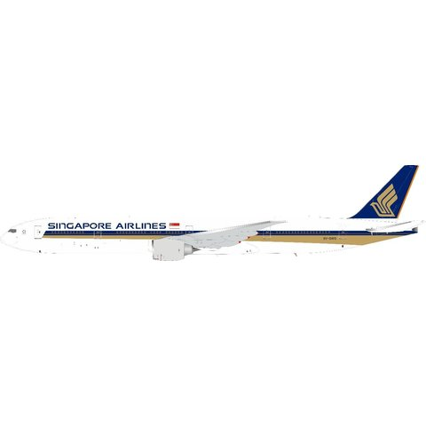 B777-300ER Singapore Airlines 9V-SWG 1:200