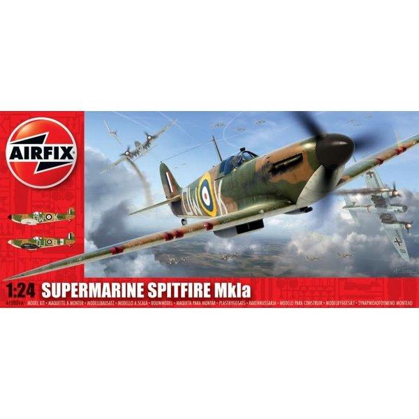Airfix Spitfire Mk1a 1:24