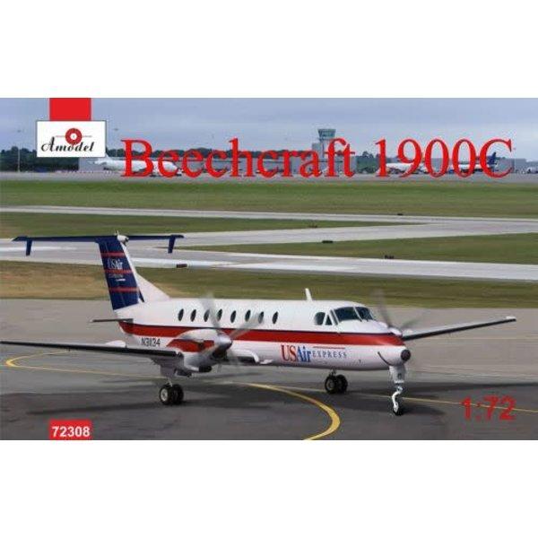 AMODEL Beechcraft 1900C USAIR 1:72