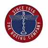 Boeing Heritage Totem Patch