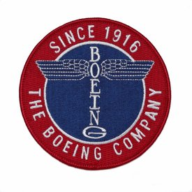 Boeing Store Boeing Heritage Totem Patch