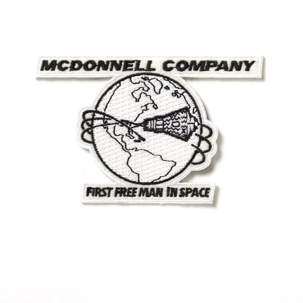 Boeing Store Boeing Heritage McDonnell Patch