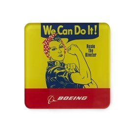 Boeing Store Boeing Retro Rosie Magnet