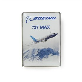 Boeing Store 737MAX  Endeavors Lapel Pin