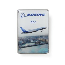 Boeing Store B777 Endeavors Lapel Pin