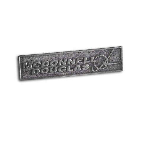 McDonnell Douglas Logo Pin