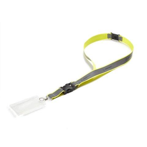 Neon Safety Lanyard - NO ID HOLDER