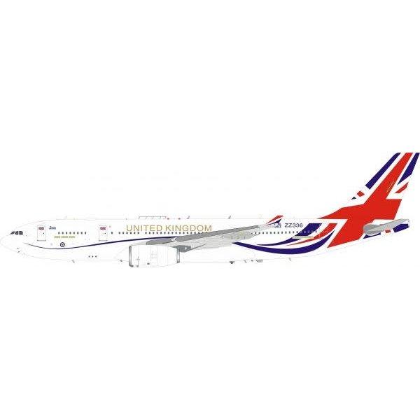 InFlight A330-200MRTT Voyager KC2 RAF VIP Brexit ZZ336 1:200