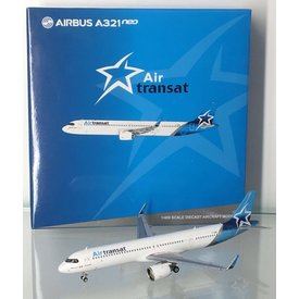 JC Wings A321neo Air Transat new livery C-GOIF 1:400