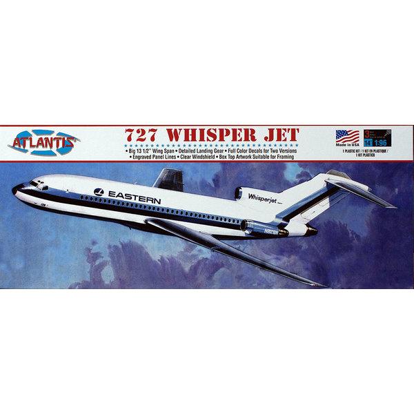 Atlantis B727 WHISPER JET Eastern/PAN AM 1:96