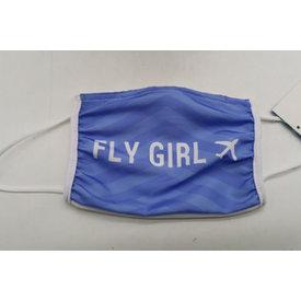 avworld.ca Face Mask Fly Girl