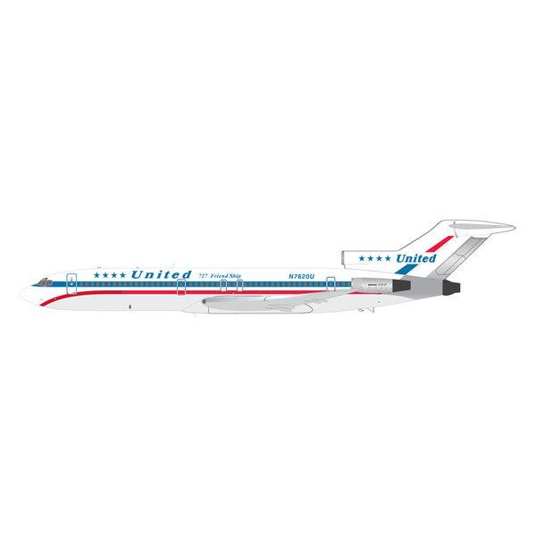 Gemini Jets B727-200 United Friendship N7620U 1:200