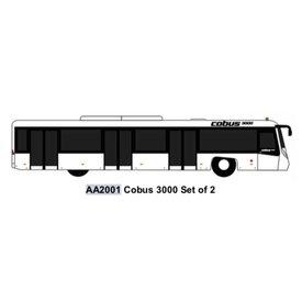 JC Wings Cobus 3000 Airport Bus 1:200 (2 pieces per box)