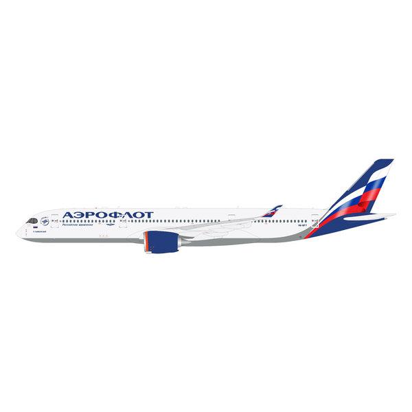Gemini Jets A350-900 Aeroflot New Livery 2020 VQ-BFY 1:400