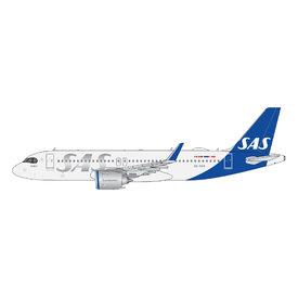 Gemini Jets A320neo SAS Scandinavian 2019 livery SE-ROH 1:400 +Preorder+