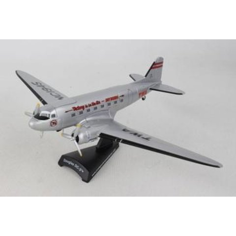 DC3 Trans World Airlines TWA NC1945 1:144