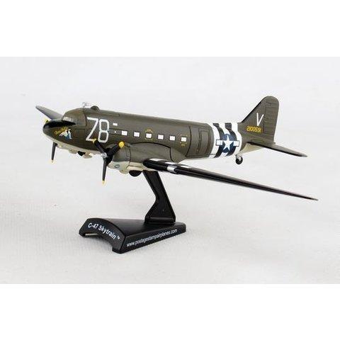 C47 Dakota USAAF D-Day Z8 V Tico Belle 1:144