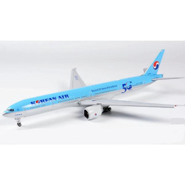 JC Wings B777-300ER Korean Air 50 Years HL8008 1:400 Flaps