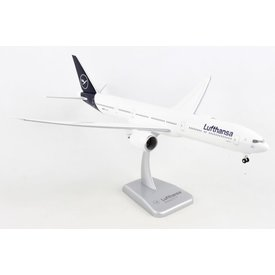 Hogan B777-9 Lufthansa 2018 livery D-ABTA 1:200 with gear